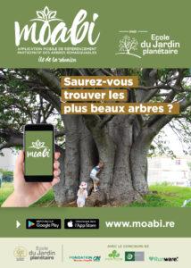 MOABI l'application des arbres remarquables